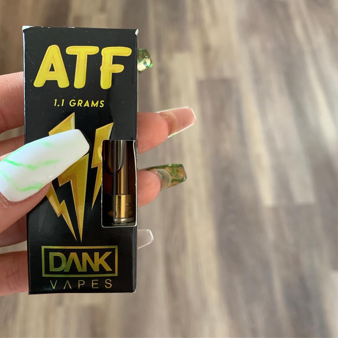 atf dank vapes cartridges