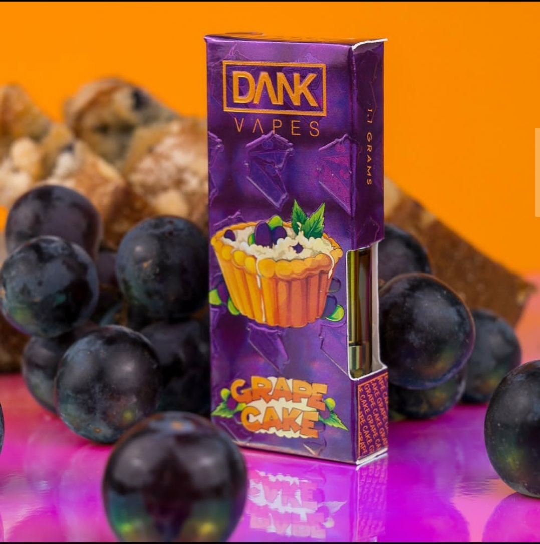 grape cake dank vapes