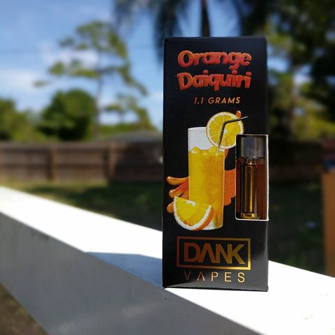 orange dalquiri