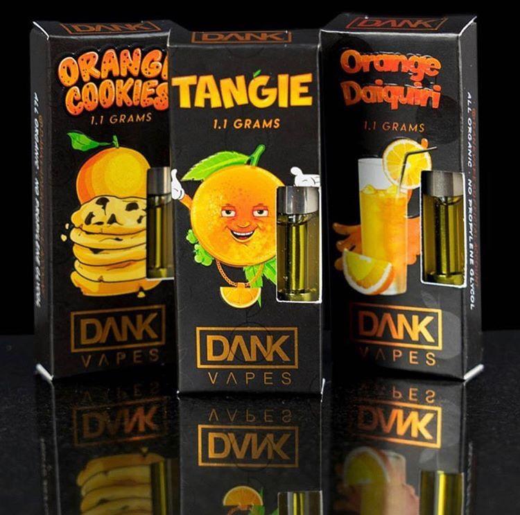 tangie dank vapes cartridges