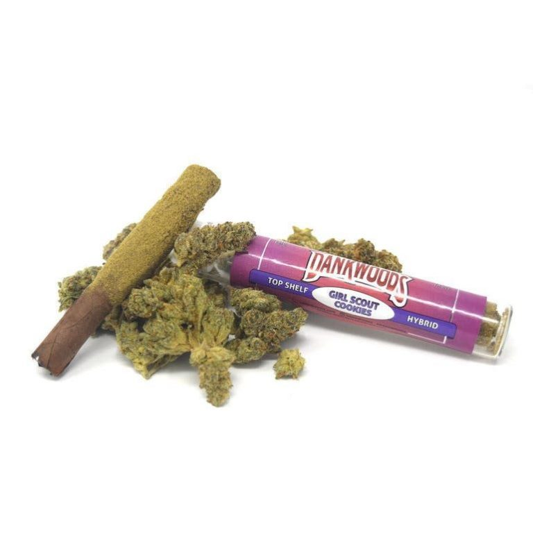Buy Girls scout cookies dankwoods online - THE DANK VAPE