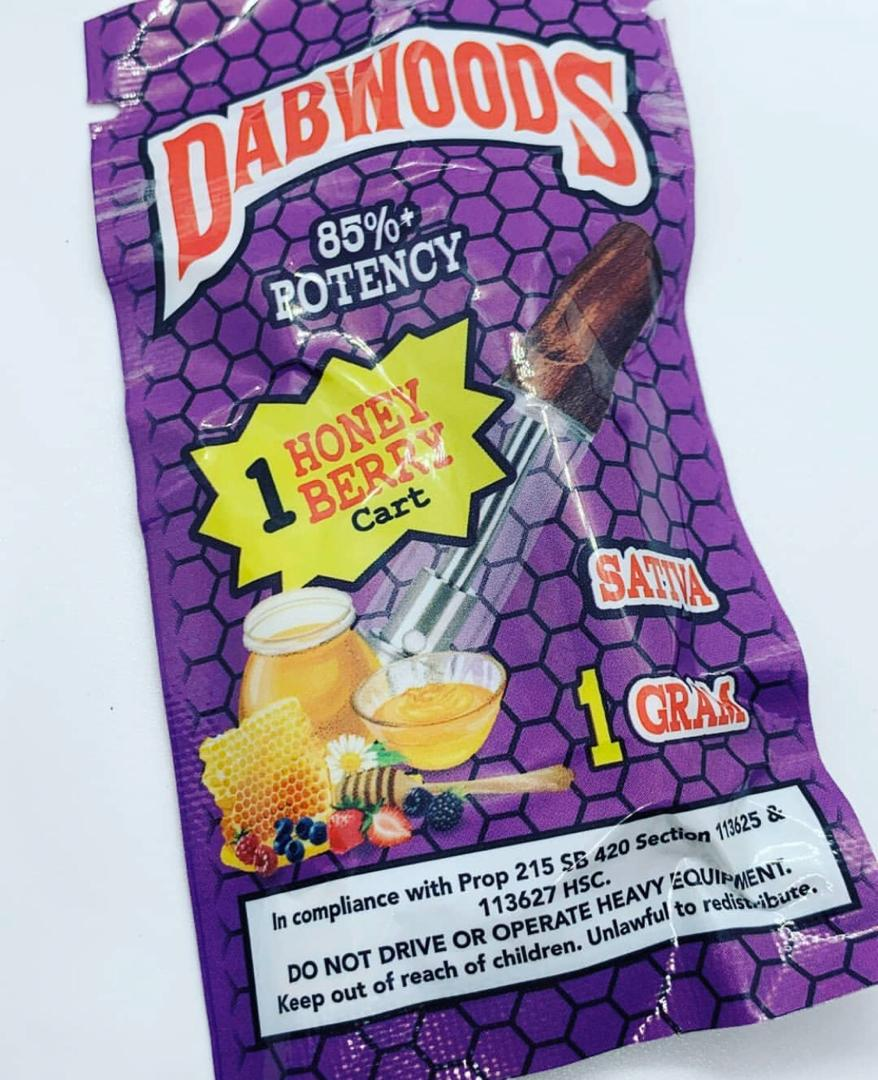 Honey Berry dabwoods