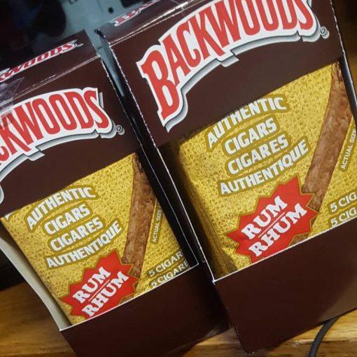 backwoods rum