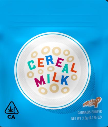 cereal milk cookies strain