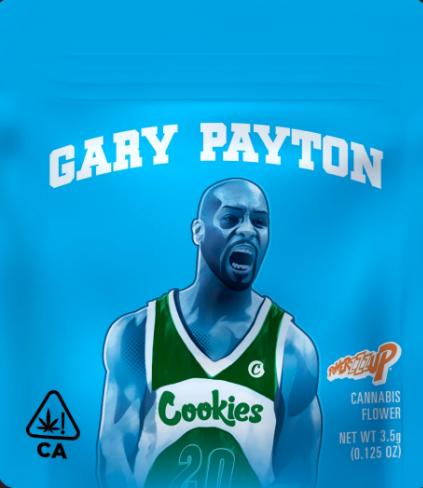 gary payton cookies strain