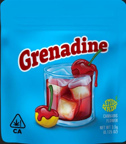 grenadine cookies strain