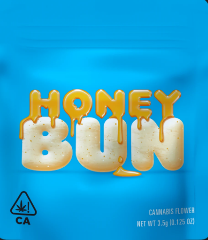 honey bun cookies strain