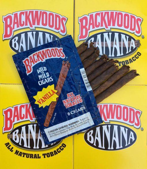 vanilla backwoods